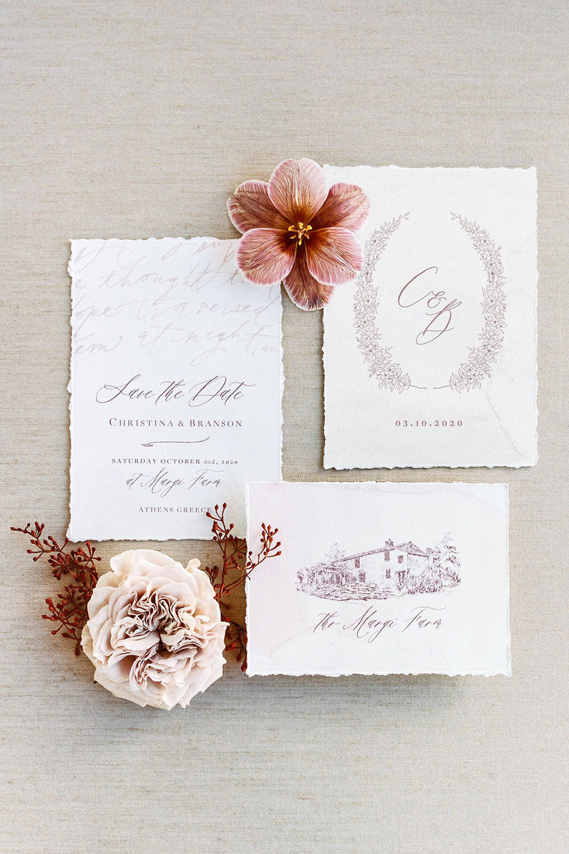 Wedding Planning And Design in Greece