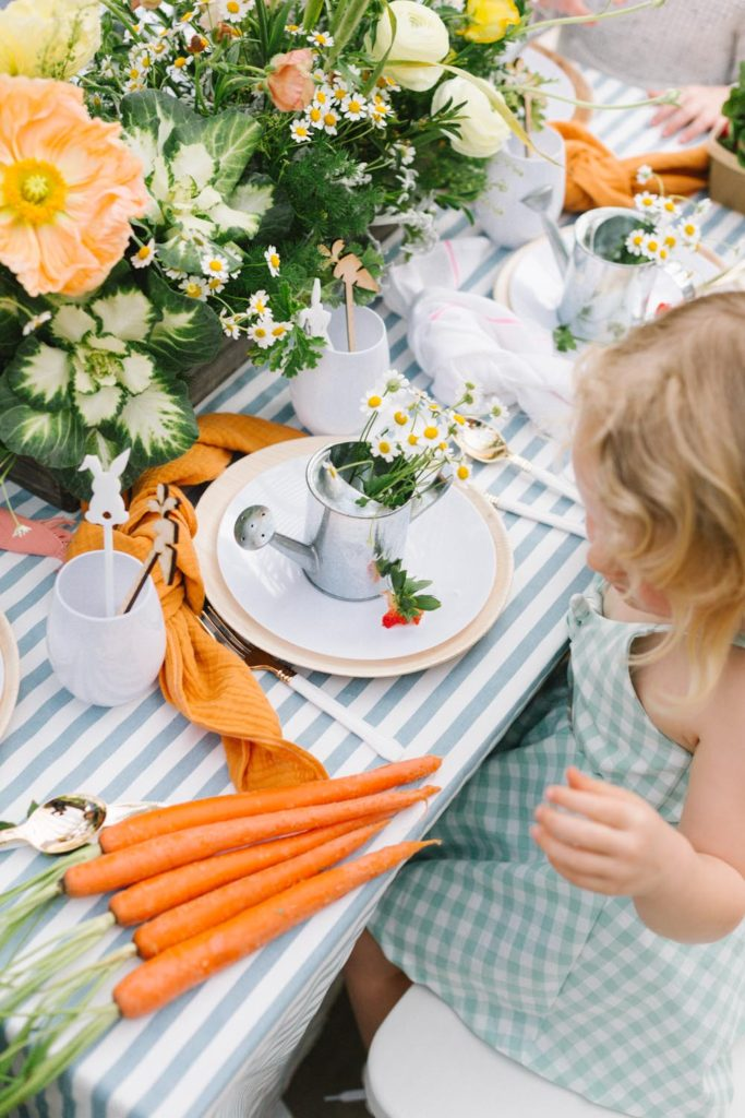 Peter Rabbit Inspired Easter Brunch For Our Little Friends Details