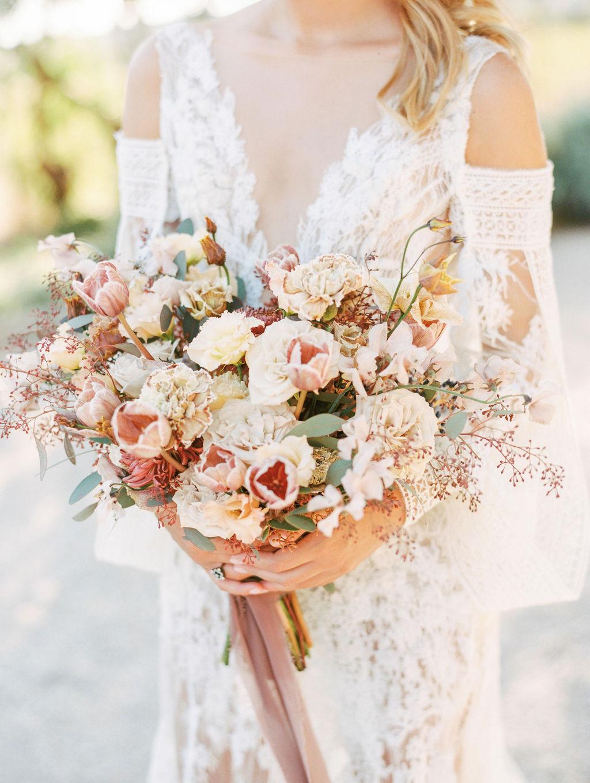 Timeless Spring Wedding Design With A Modern Twist Art De La Table