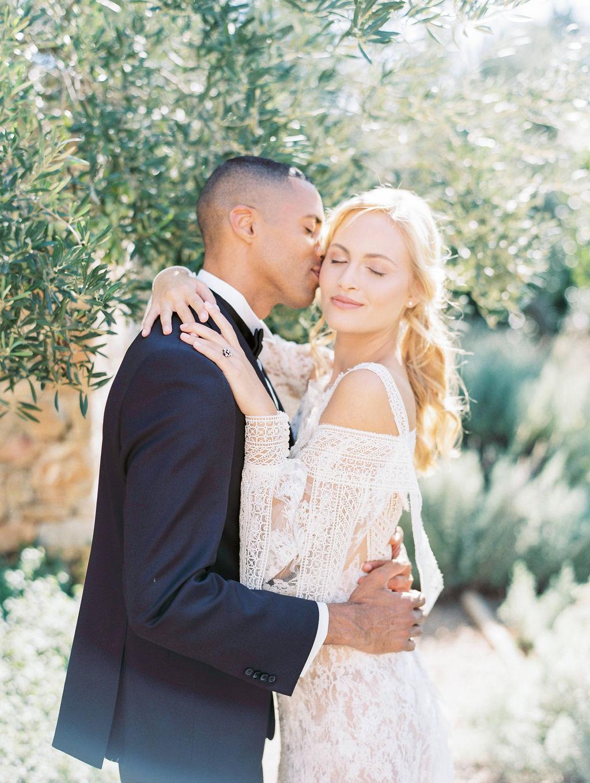 Wedding In Greece - Couple Portrait