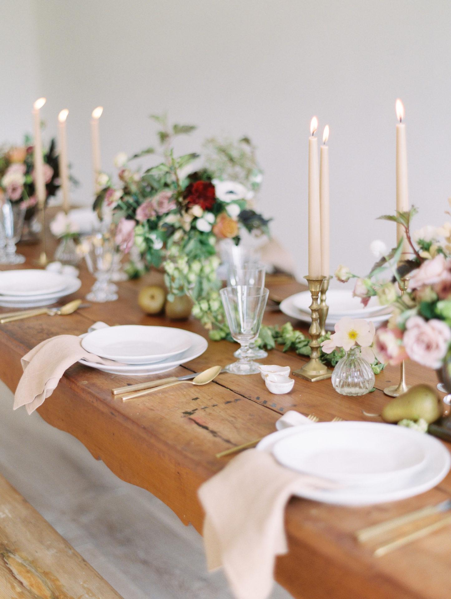 Timeless Spring Wedding Design With A Modern Twist Bridal Details
