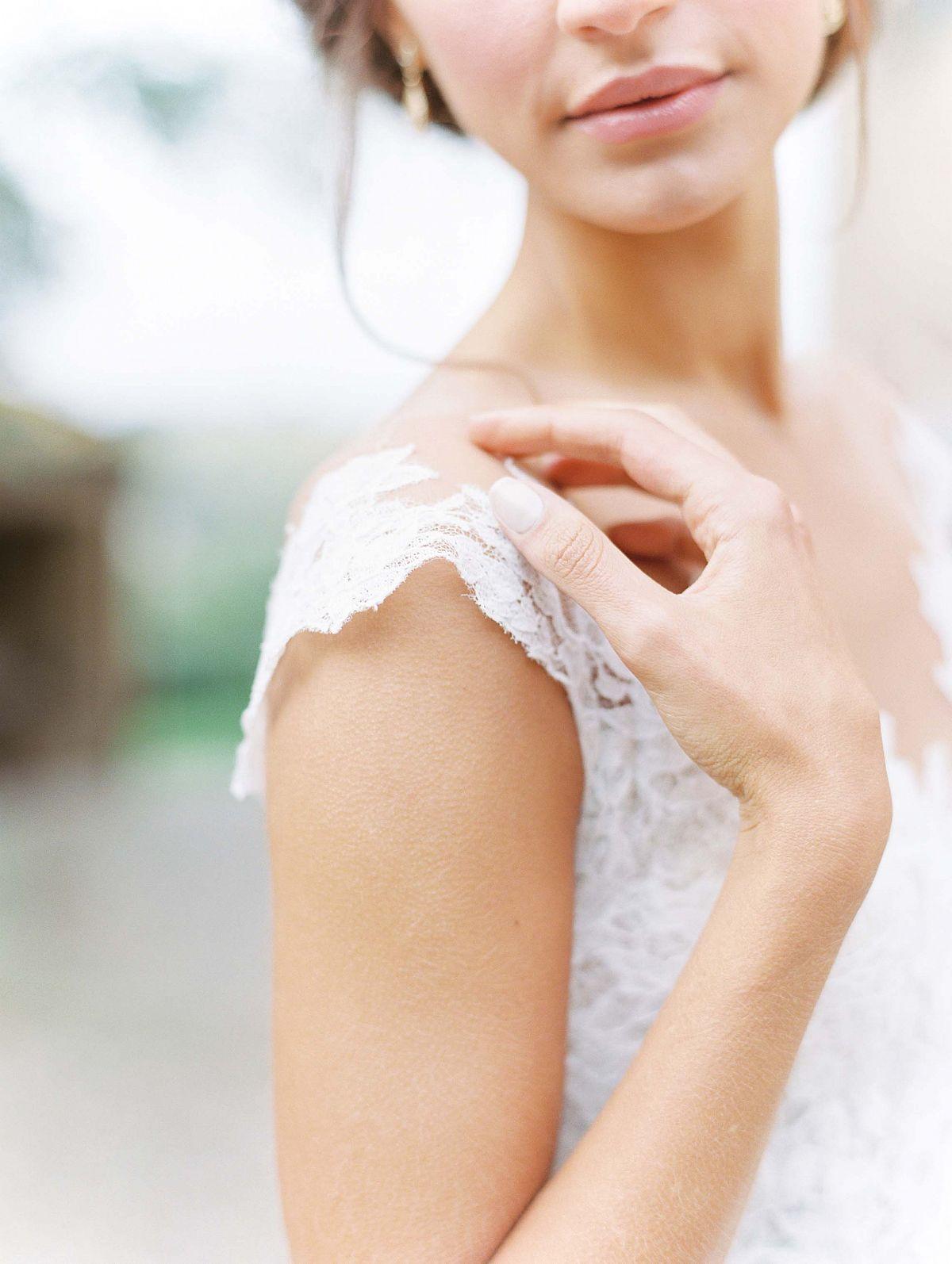 Stylish Al Fresco Wedding In Mani Bride