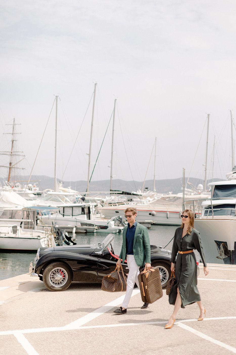 Wedding Proposal In Athens - Marina
