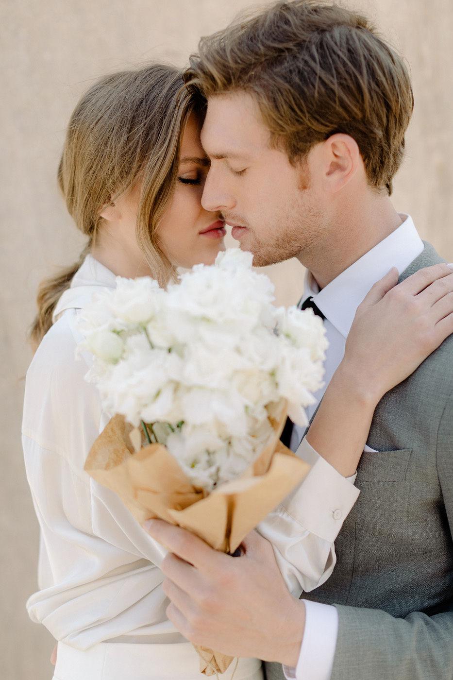 Engagement Photography - Couple Portrait