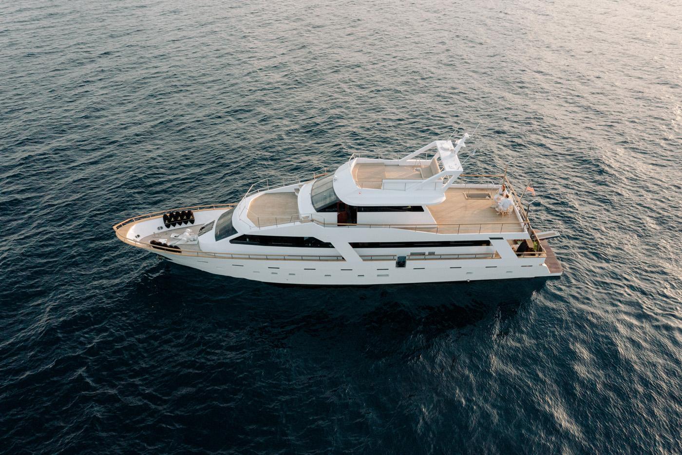 Luxury Yacht Greece