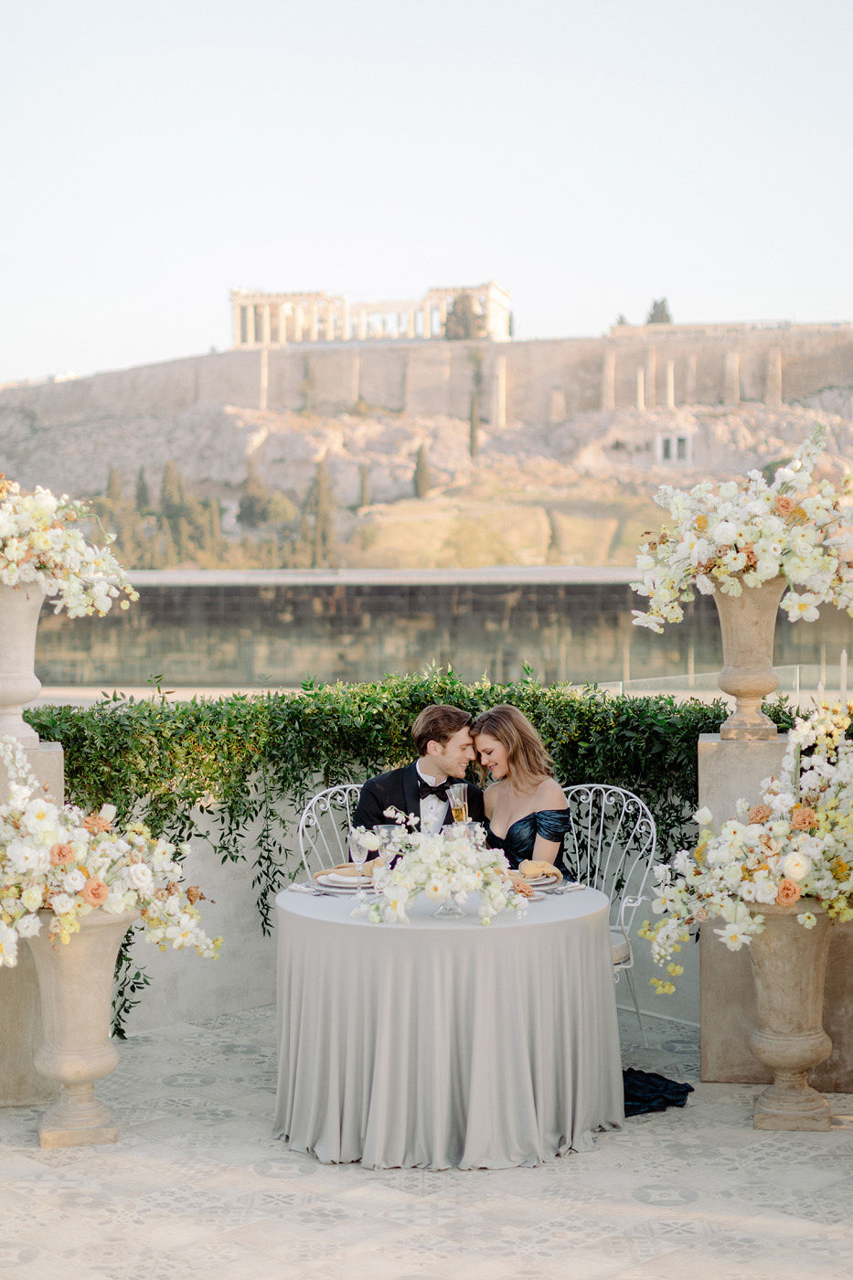 Wedding Proposal In Athens - Romantic Dinner